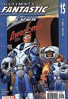 Read Online Ultimate Fantastic Four (2003 series) #15 PDF