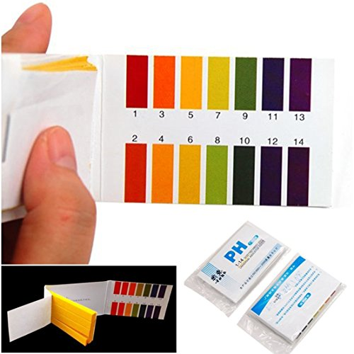 160 Tester Expert Popular Ph Test Strips Laboratory Accurate Results