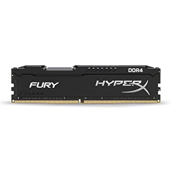 HyperX Fury - Memoria RAM de 16 GB (2133 MHz, DDR4, CL14 DIMM): Kingston: Amazon.es: Informática