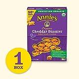 Annie's Organic Cheddar Bunnies Baked Snack
