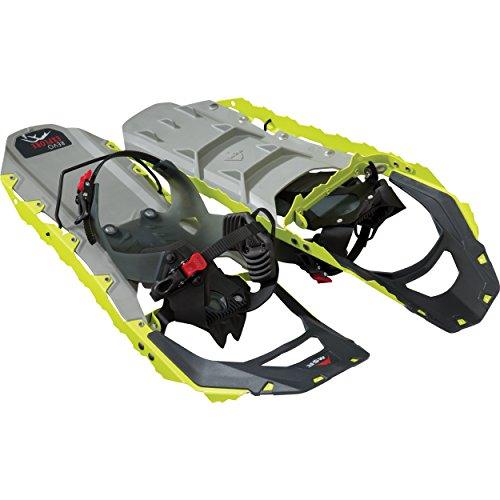 MSR Revo Explore All-Terrain Snowshoes, 22-Inch Pair, Chartreuse