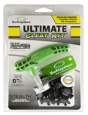 Softspikes Ultimate Cleat Kit