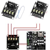 Hrph 3D Printer Heated Bed Power Module High Current 210A MOSFET upgrade RAMPS 1.4
