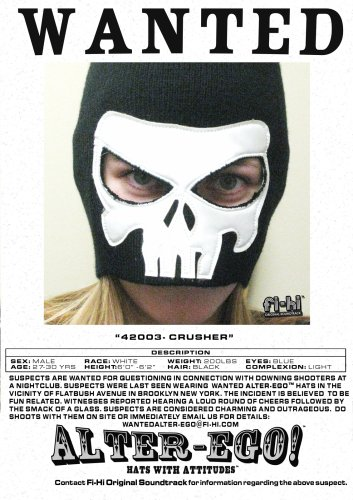 Fi Hi Wanted: Alter-Ego Hats, (Costume Fi)
