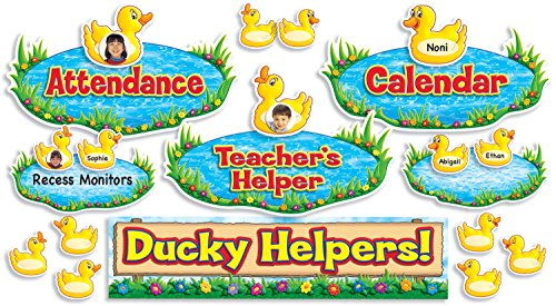 Scholastic Teachers Helpers Bulletin TF8066