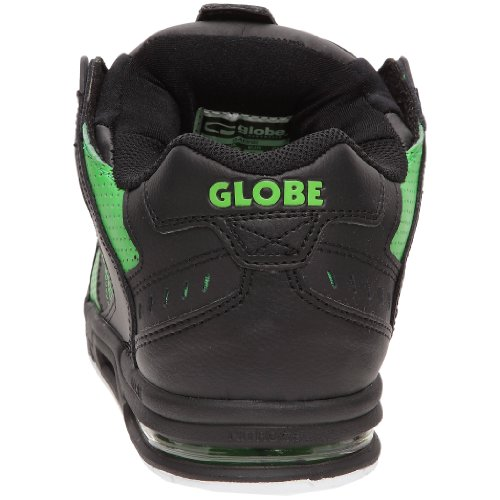 Green Sabre Moto UK Skate US Black 47 12 EU Shoes Globe 13 pXngU4qg