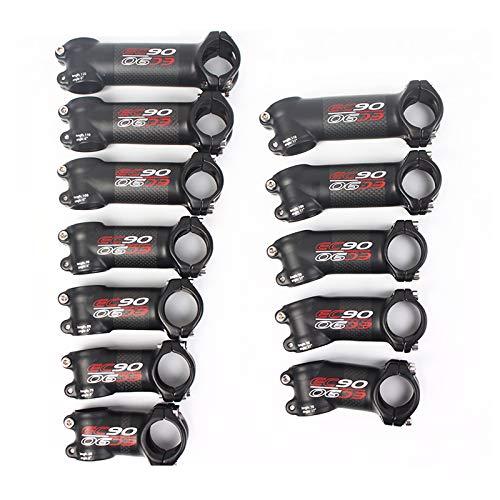 EC90 Stem Road Bike 17 Degree Carbon MTB Bicycle Handlebar Stems 70//80//90//100