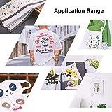 Koala Paper 28 Sheets Light T-shirt Transfer for