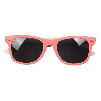 Ju-sheng Gafas de Sol para niños Gafas de Sol Coloridas de ...