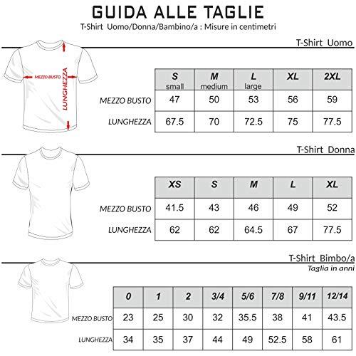 Tuttoinunclick Compagno Maglia Geloso T Bianca Del Shirt Papà Marito Alibi Festa Gr413 Maglietta Babbo ZgrqwZ