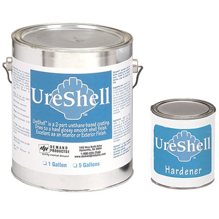 UreShell Foam Coating, Case of 4