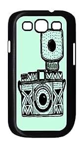 Karipa:Camera case,Retrocase for Samsung Galaxy S3 I9300.