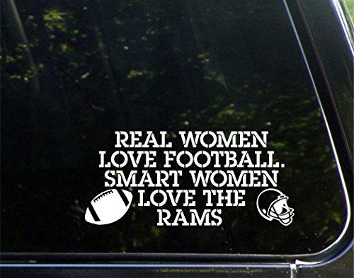 real-women-love-football-smart-women-love-the-rams-8-1-4-x-3-3-4-vinyl-die-cut-decal-bumper-sticker-