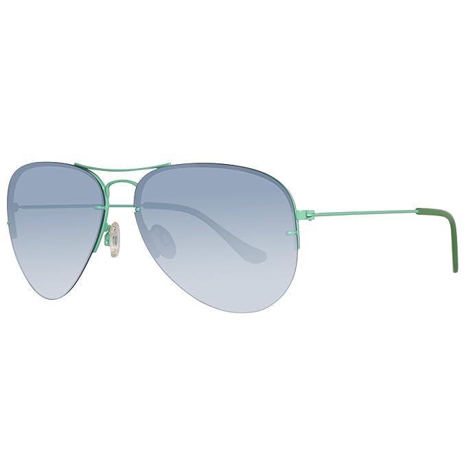 United Colors of Benetton BE922S05 Gafas de Sol, Blue, 60 ...