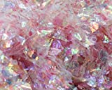 Meyer Imports Flitter Flakes - Red - Iridescent - One Pound - 311-4338
