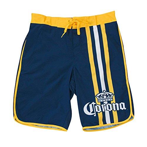Corona Vertical Racing Stripes Shorts