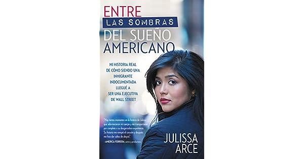 Amazon.com: Entre las sombras del Sueño Americano: Mi ...