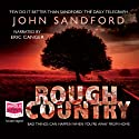 Rough Country: A Virgil Flowers Novel Audiobook by John Sandford Narrated by Eric Canger