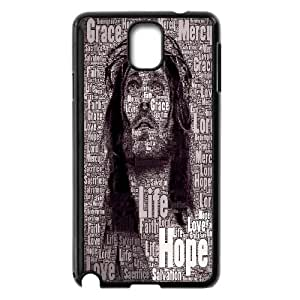 Jesus Bless Us Productive Back Phone Case For Samsung Galaxy NOTE4 Case Cover -Pattern-1