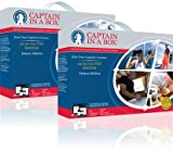 Captain in a Box: Package B: (2) 25/50/100 Ton Master Captain's License Courses