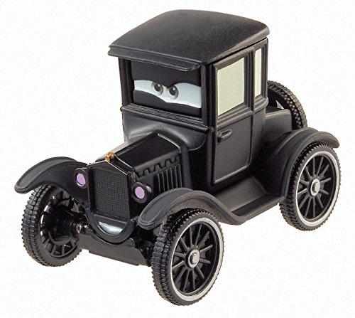 Cars Movie Radiator Springs - Disney World of Cars, Radiator Springs Die-Cast Vehicle, Lizzie #13/15, 1:55 Scale