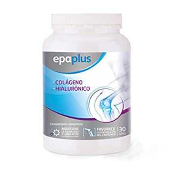 Epa Plus - Collagen Hyaluronic 30 Days, Color 0: Amazon.es: Deportes y aire libre