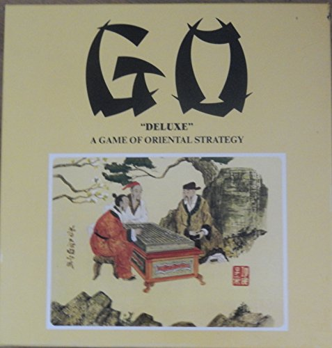 1982 The oriental game of ''Go'' by Go