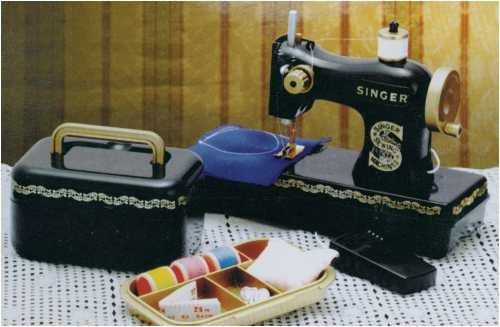 Amazon SingerR Battery Operated Antique Sewing Machine Awesome Battery Operated Sewing Machine
