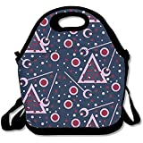 Best Picnic Plus Lunch Boxes - HOOAL Bubbles in Space Travel Picnic Lunch Bag Review