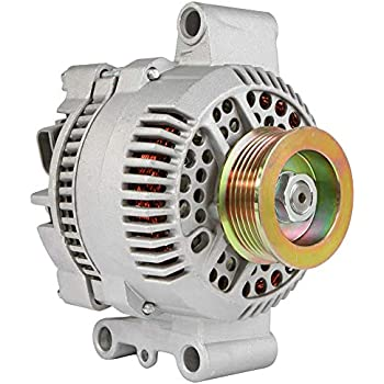 DB Electrical AFD0019 New Alternator For Ford Escort 1.9L 1.9 Escort Tracer 92 93 94 95 96 2.3L 2.3 Tempo Topaz 92 93 94 1992 1993 1994 Mercury Tracer 1.9L 1.9 91 92 93 94 95 1992 1993 1994 1995