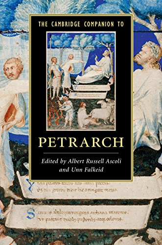 The Cambridge Companion to Petrarch (Cambridge Companions to Literature)