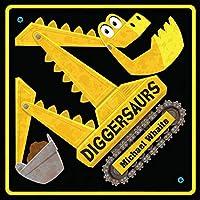 Deals on Diggersaurs Board Book