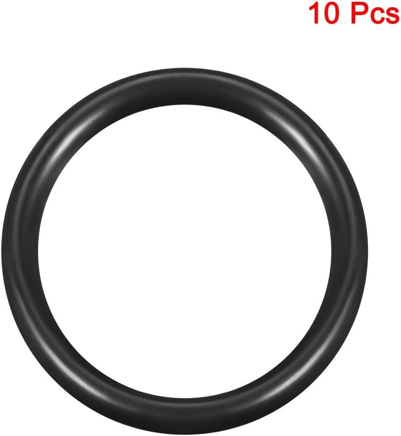 5 x O-Ring Schnurst/ärke 2,0 mm NBR /Ø 3 x 2 mm