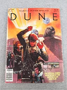 Dune The Official Comic Book