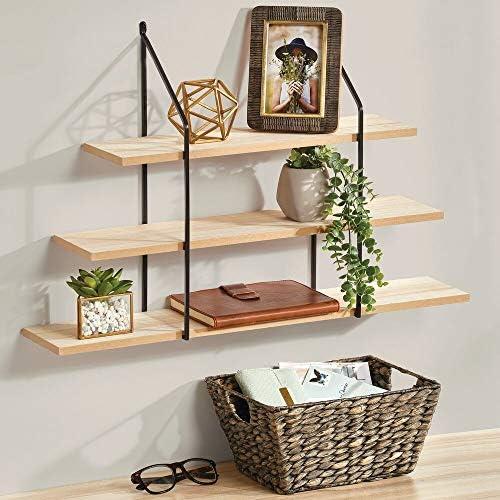 home, kitchen,  storage, organization 9 discount mDesign Natural Woven Hyacinth Closet Storage Organizer Basket deals