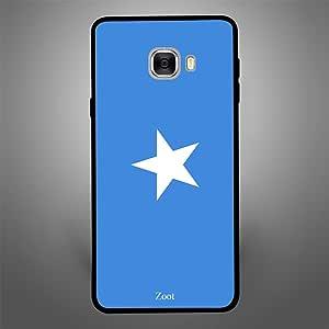 Zoot Somalia Flag Designer Phone Cover for Samsung Galaxy C7