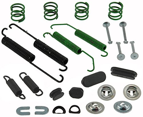 Nissan Rear Brake Drum - ACDelco 18K1774 Professional Rear Drum Brake Shoe Adjuster and Return Spring Kit