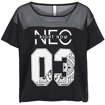 Love Noir 2xs Adidas T Femme Shirt B21769 Breaking Neo OPkZuTiX