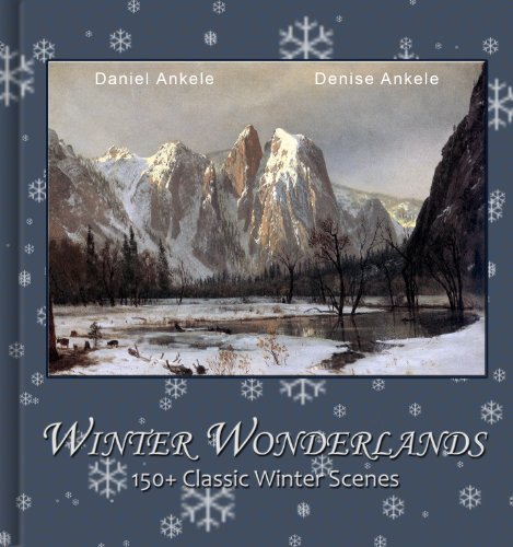 Winter Wonderlands: 150+ Classic Winter Scene Reproductions Currier & Ives Scene