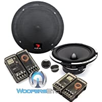 PS165V Expert - Focal 6.75 80W RMS 2-Way Component Speakers System