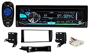 2002 2006 toyota camry jvc car stereo cd player receiver w blueto. Black Bedroom Furniture Sets. Home Design Ideas