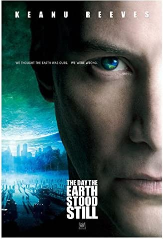 The Day The Earth Stood Still We Thought The Earth Was Ours 8 X 10 Inch Photo At Amazon S Entertainment Collectibles Store