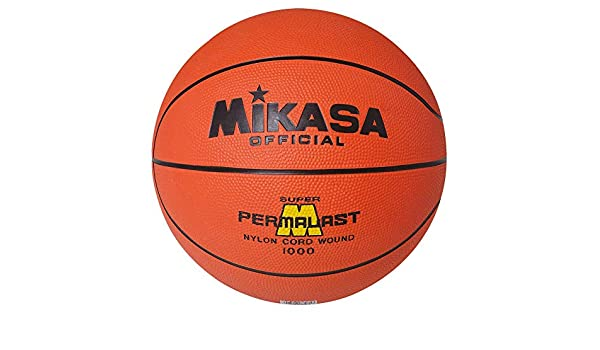 Mikasa 1000 - Balón de Baloncesto (Goma, 75 cm): Amazon.es ...