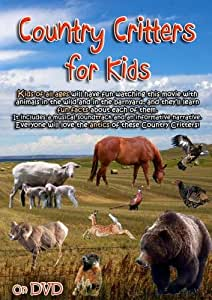 Country Critters for Kids