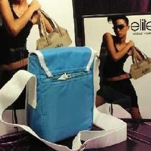 Trésors Cartera De Mini 'elite Lily Shanghai' Les Azul b4950 pgSwWddq
