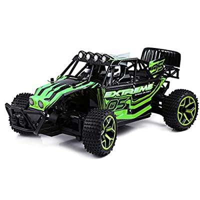 Zhencheng 1/18 Scale Electric RC Off Road Truck 2.4Ghz 4WD Extreme Speed Buggy 4x4 Racing RC Car Toy Vehicle