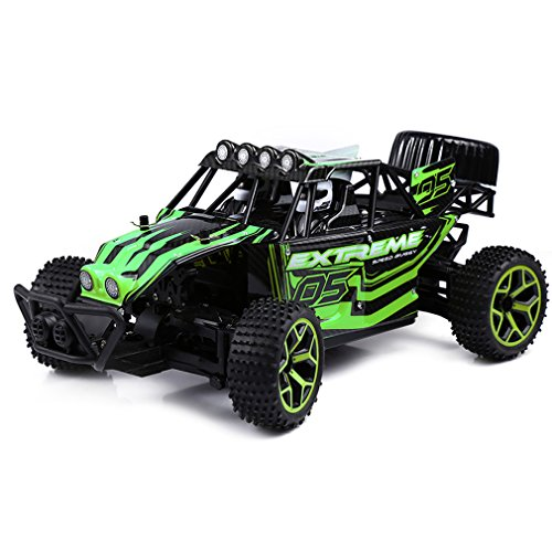 Zhencheng High Speed 1/18 Scale 4 WD RC Truck Off-Road Ra...