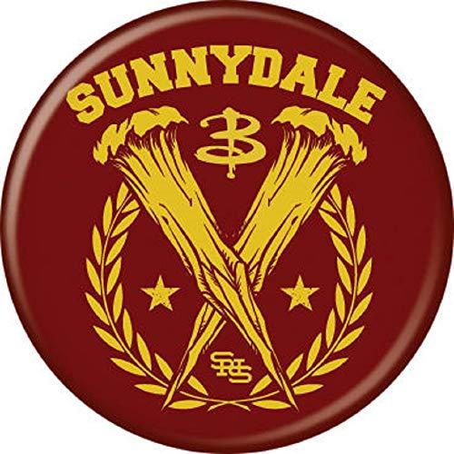Buffy the Vampire Slayer - SunnyDale B - Pinback Button 1.25