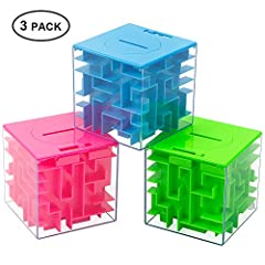 Benefits of Solving Puzzle:Improve your concentrationsImprove the hand-eye combinationImprove the spatial thinking increase IQ levelImprove overall cognitive skillsImprove space imaginative ability, balance ability, memory & patience. A...