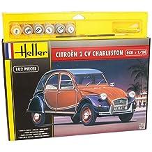 Heller - 50766 - Maquette - CitroÇ®n 2 CV Charleston
